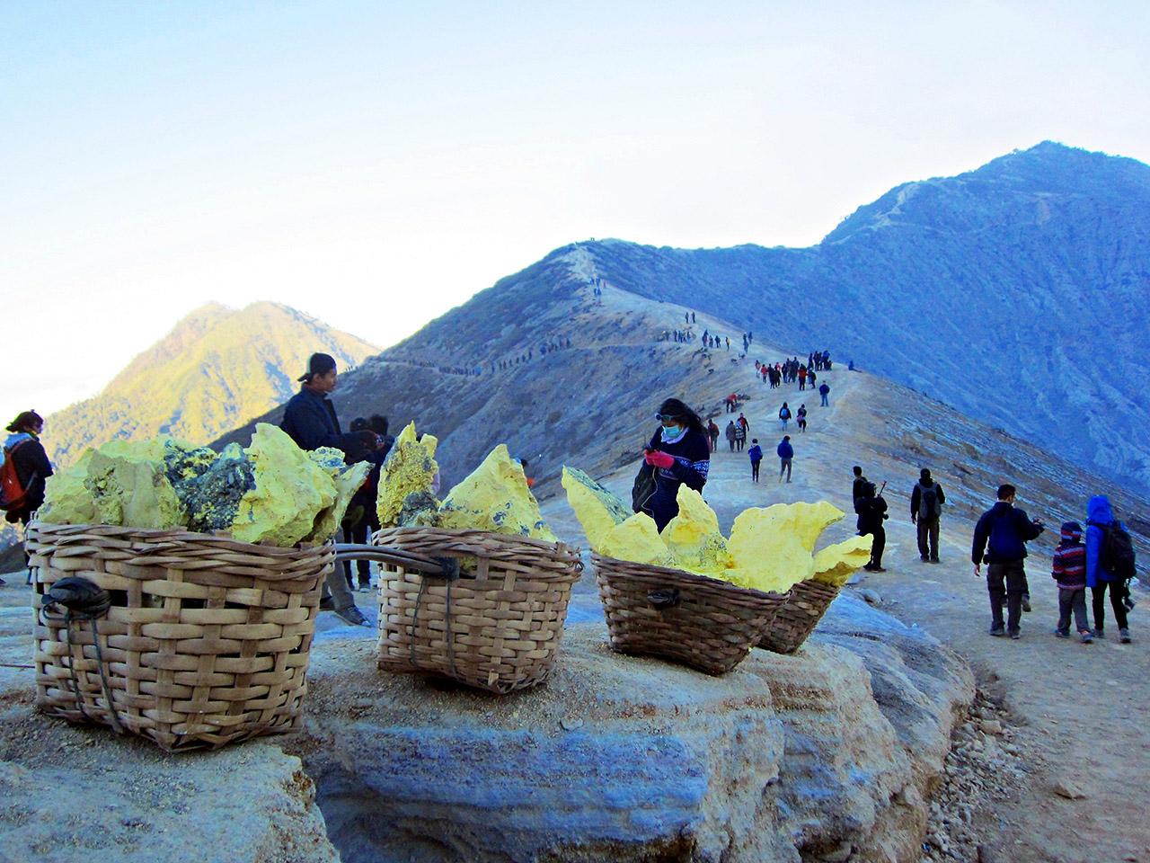 Kawah Ijen, Banyuwangi