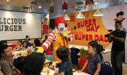 McDonald's Indonesia Apresiasi Para Ayah di Hari Ayah Nasional