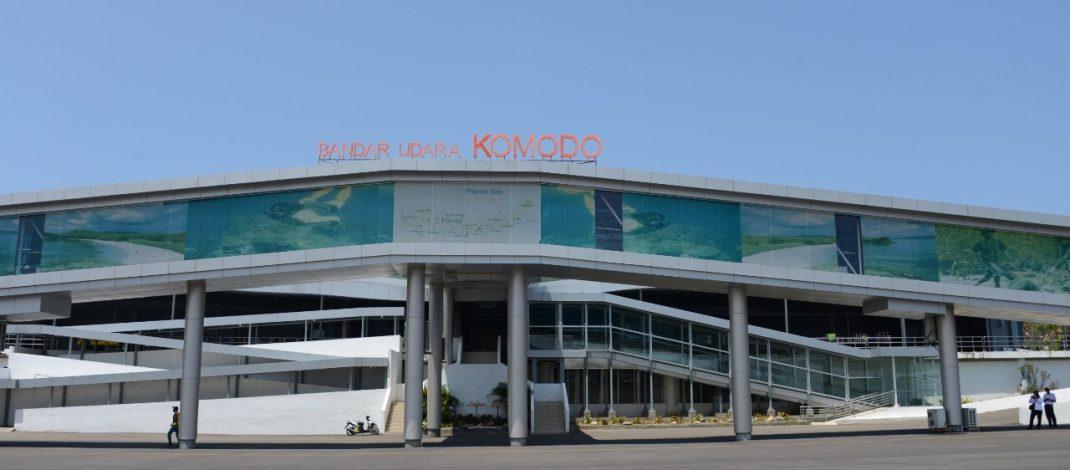 Ini Nilai Investasi Pengembangan Bandara Komodo
