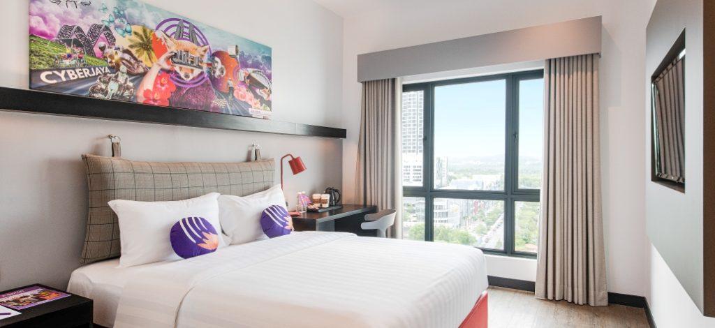 FOX Lite Hotel DPulze Cyberjaya Cara Baru Menikmati A Moment in Life