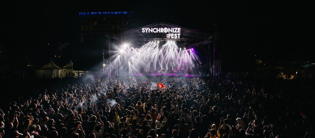 Euforia Synchronize Fest 2020, Tiket kategori Presale 1 Akan Dibuka