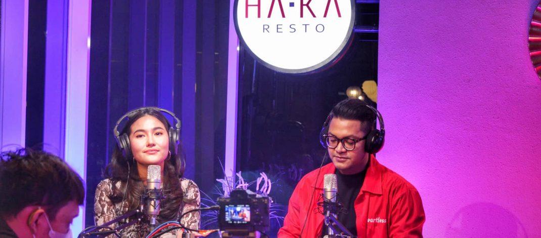 Meet The Lebels Dengan Artis Indonesian Idol di Haka Resto