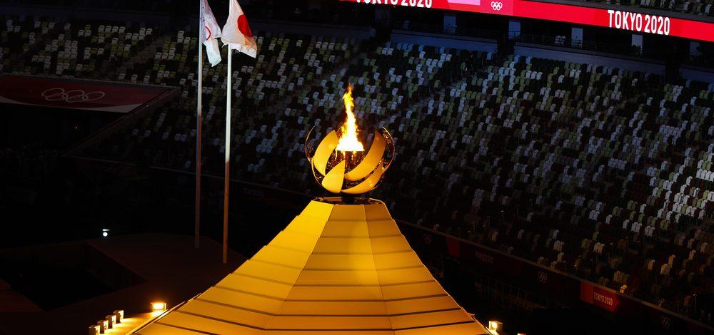 COVID Keberlanjutan Menjadi Pusat Perhatian Dalam Upacara Pembukaan Olimpiade Tokyo